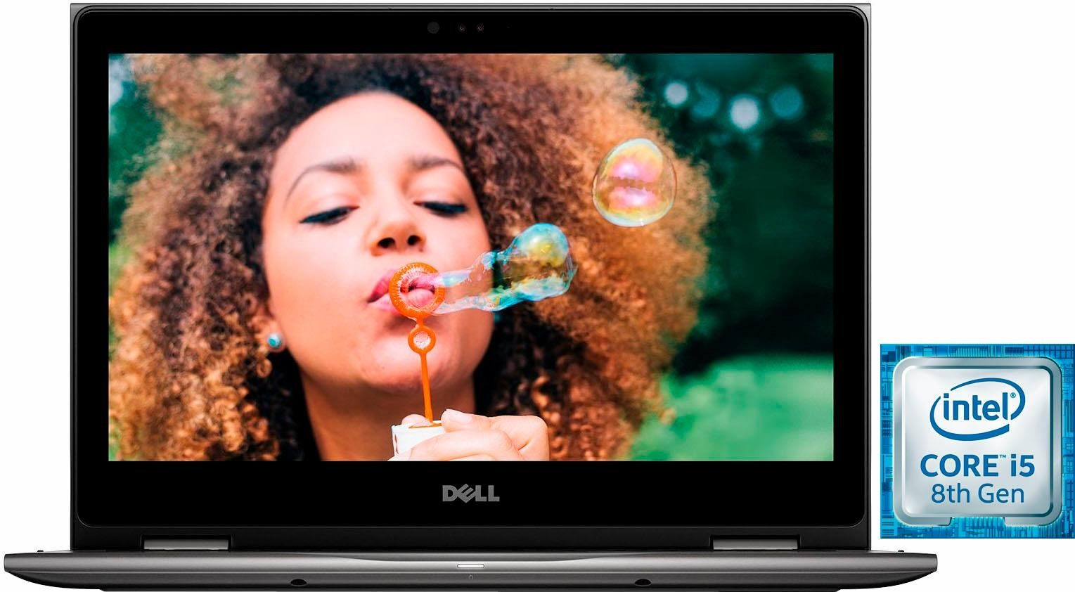 Dell EMC Inspiron 13-5370 Notebook (33,78 cm/13,3 Zoll, Intel Core i5, UHD Graphics, , 256 GB SSD)