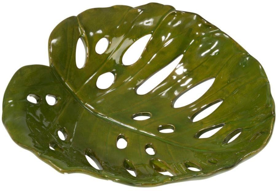 Deko-Schale, »Tropical Leaf«