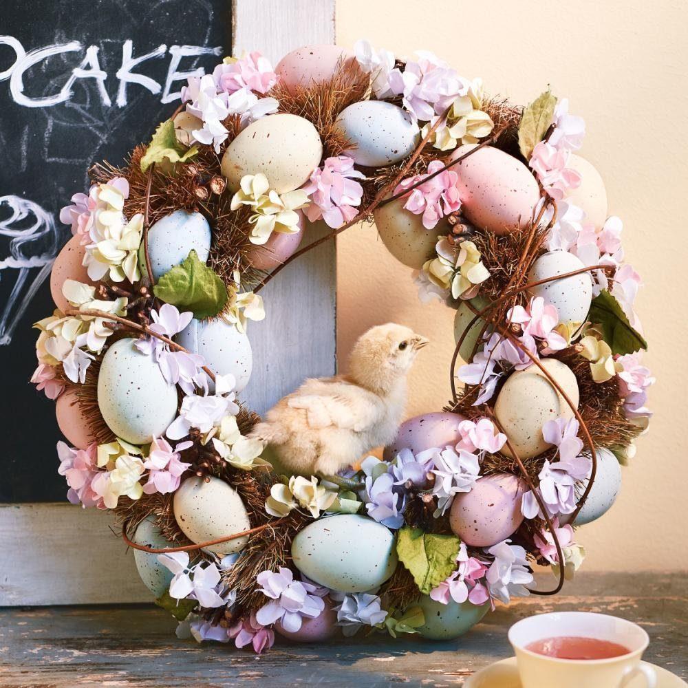 Deko-Kranz, »Sweet Pastell«