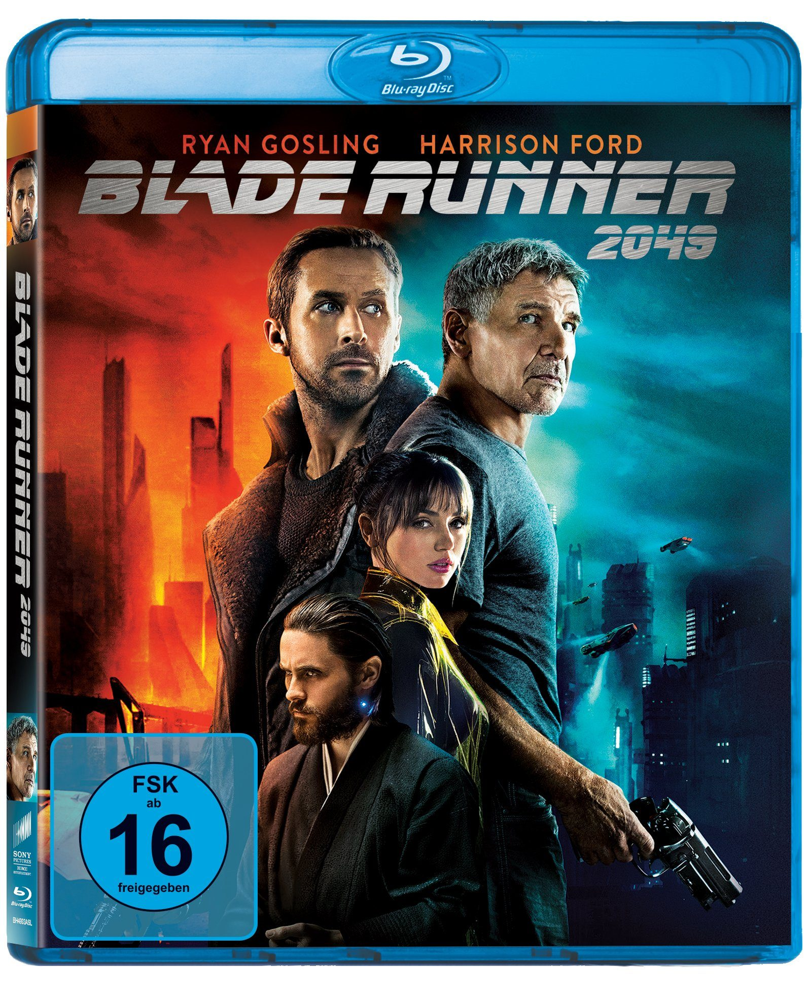 Sony Pictures Blu-Ray »Blade Runner 2049«