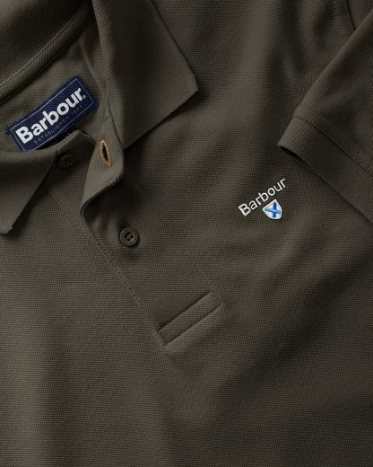 Barbour Polo Sports