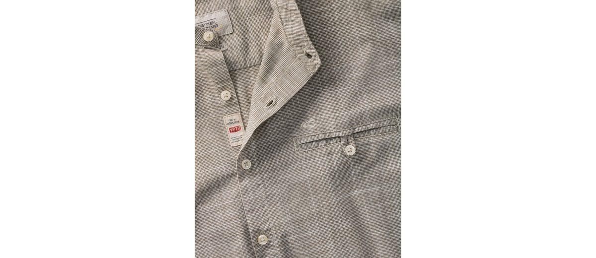 camel active Hemd mit Stehkragen Zu Verkaufen Rabatt Aus Deutschland Outlet-Store Online Verkauf Original h7jajgwP