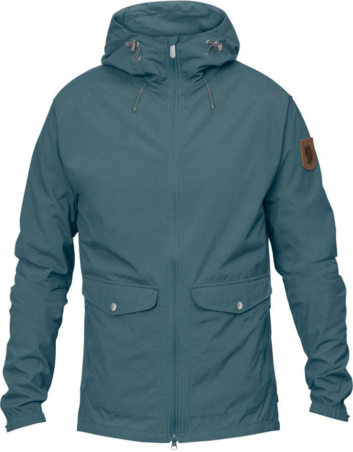 FJÄLLRÄVEN Outdoorjacke »Greenland Wind Jacket Men« | Sportbekleidung > Sportjacken > Outdoorjacken | Polyamid | Fjällräven