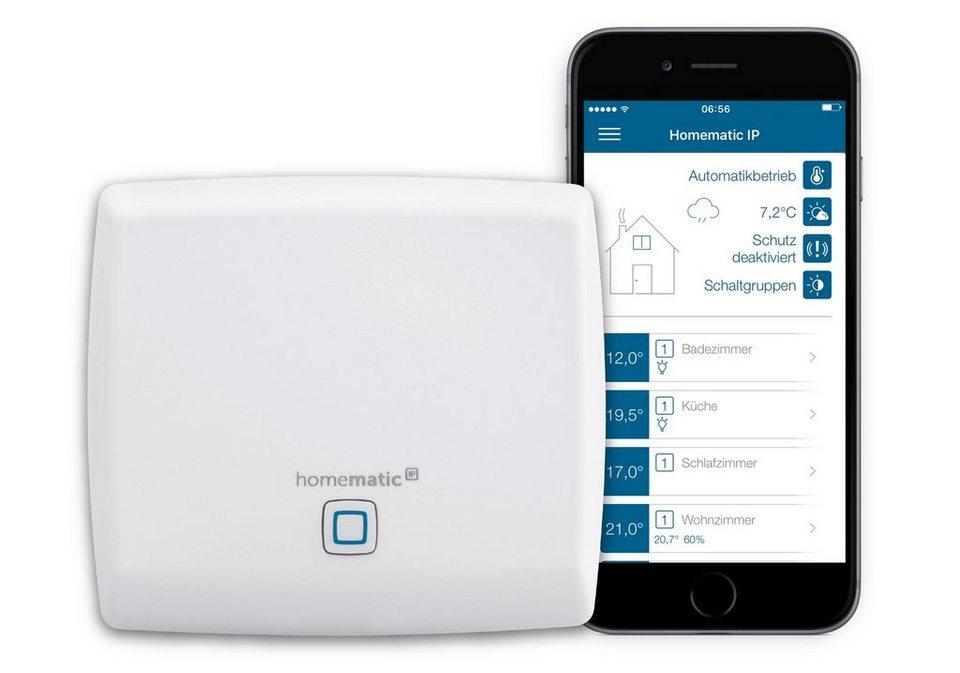 homematic ip smart home steuerung komfort access point gateway hmip hap online kaufen. Black Bedroom Furniture Sets. Home Design Ideas