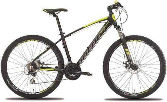 """Montana Fahrräder Mountainbike »27,5"""" URANO 269D«, 21 Gang Shimano Acera M360 Schaltwerk, Kettenschaltung"""