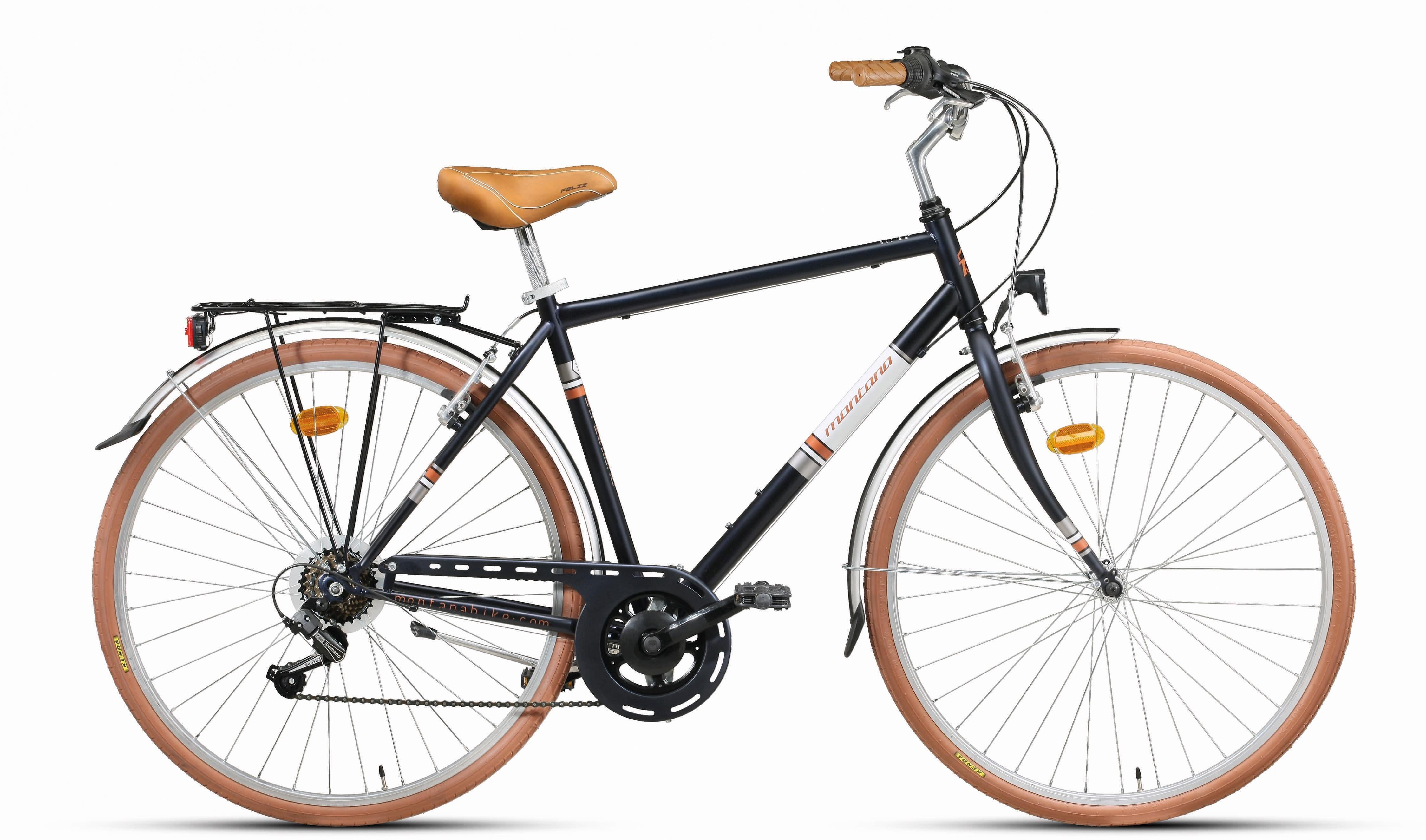 "Montana Fahrräder Trekkingrad »28"" STREETLAND 328M«, 7 Gang Shimano TY-21 Schaltwerk, Kettenschaltung"