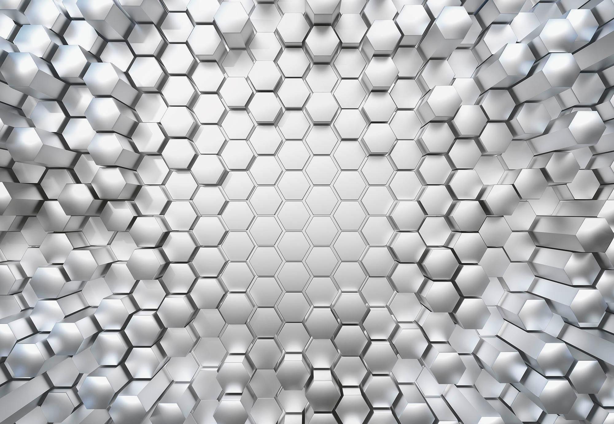 Komar Fototapete »Titanium« 368/254 cm