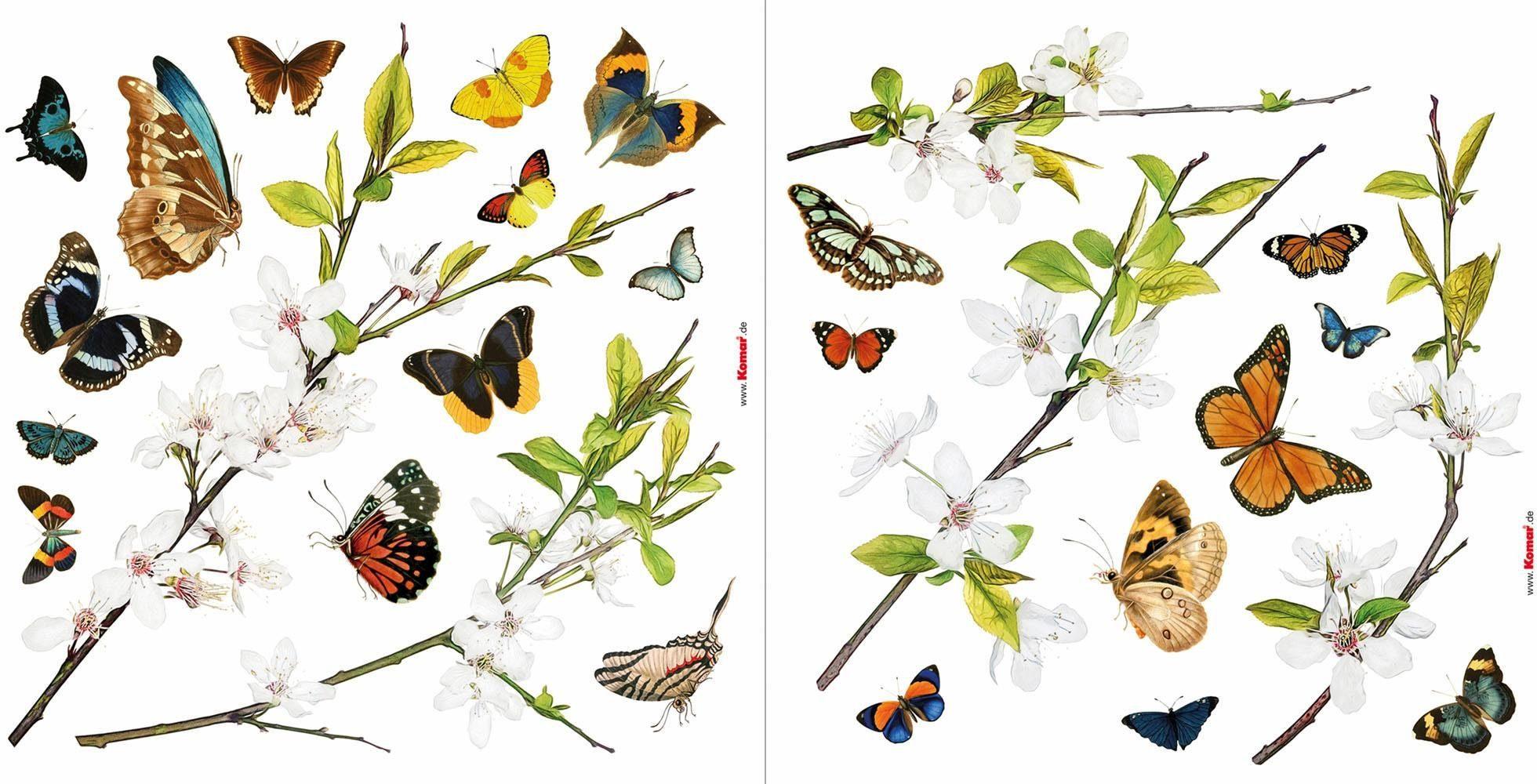 Komar Window-Sticker »Cheerful« 31/31 cm