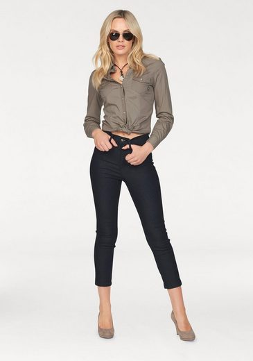 Arizona 7/8-Jeans Shaping, High Waist