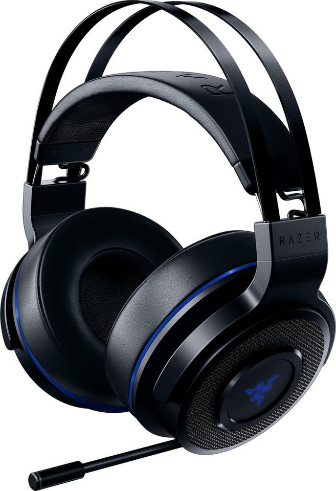razer thresher 7 1 ps4 gaming headset dolby headphone. Black Bedroom Furniture Sets. Home Design Ideas