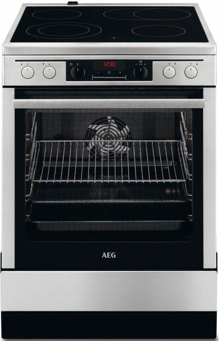 AEG Standherd 47A56VS-MN, Energieeffizienzklasse A