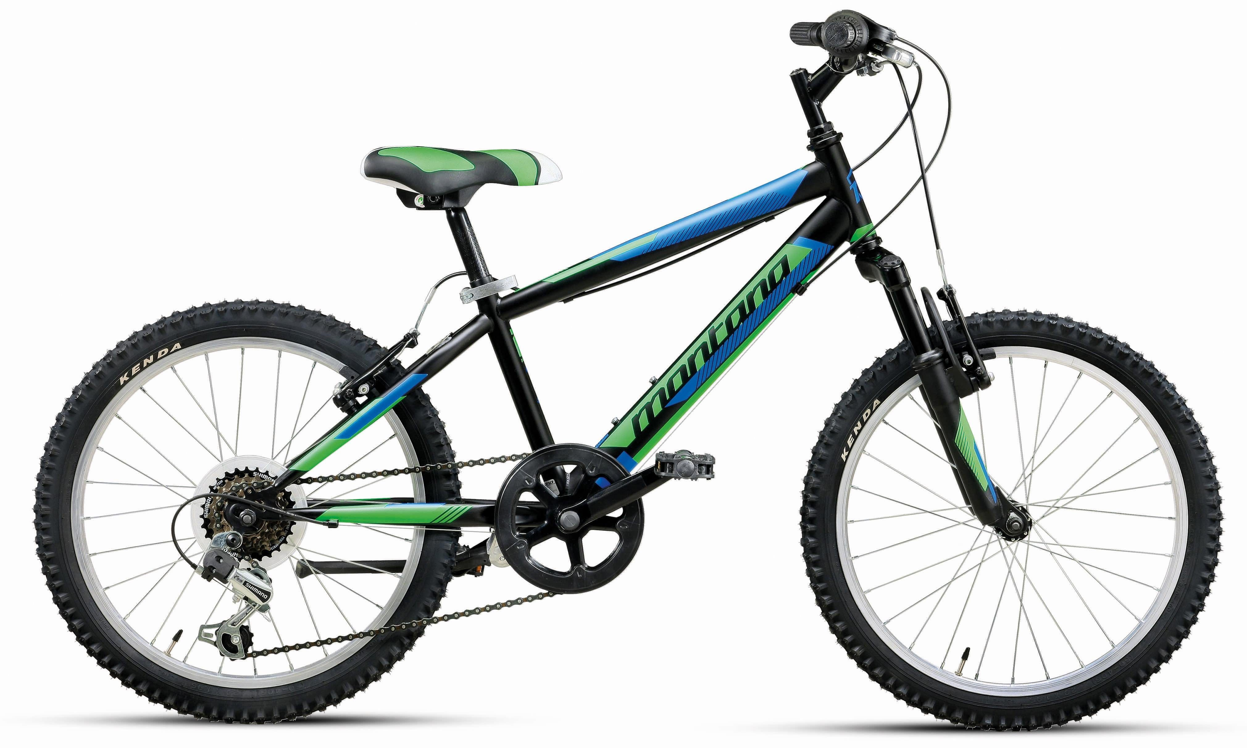 "Montana Fahrräder Mountainbike »20"" ESCAPE«, 6 Gang Shimano TY-21 Schaltwerk, Kettenschaltung"