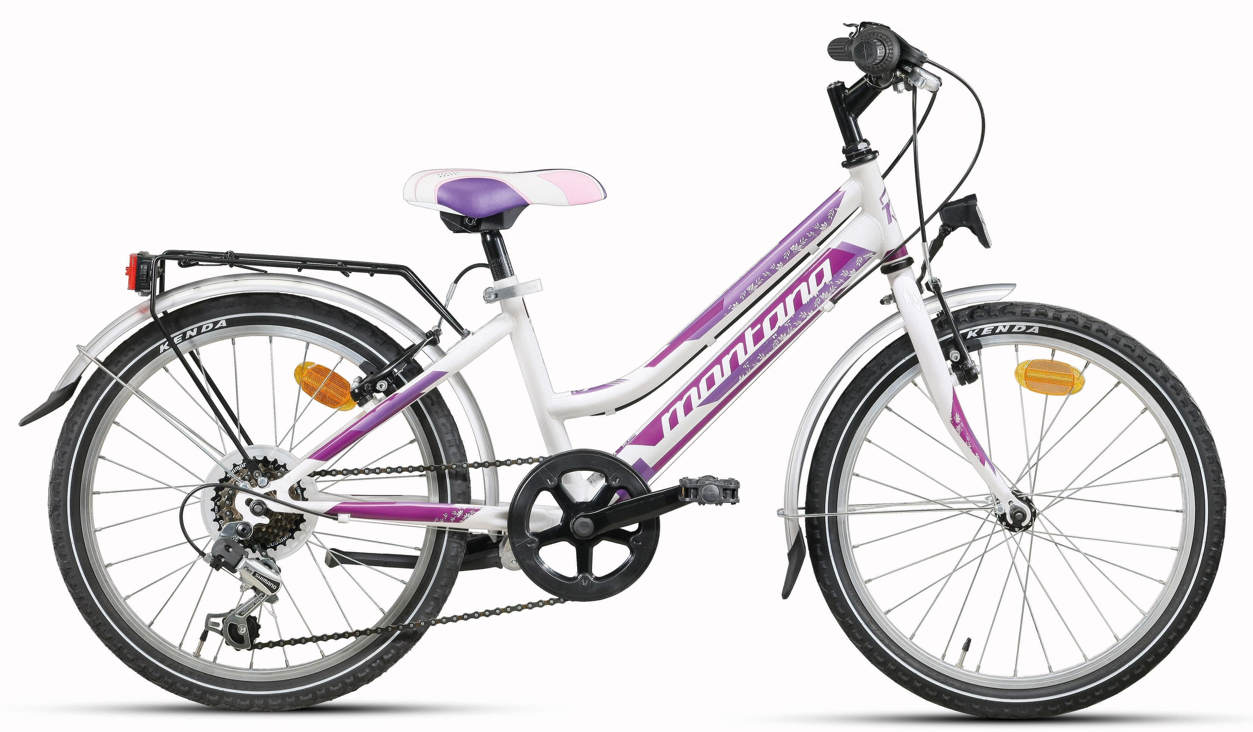 "Montana Fahrräder Trekkingrad »20"" ESCAPE«, 6 Gang Shimano TY-21 Schaltwerk, Kettenschaltung"
