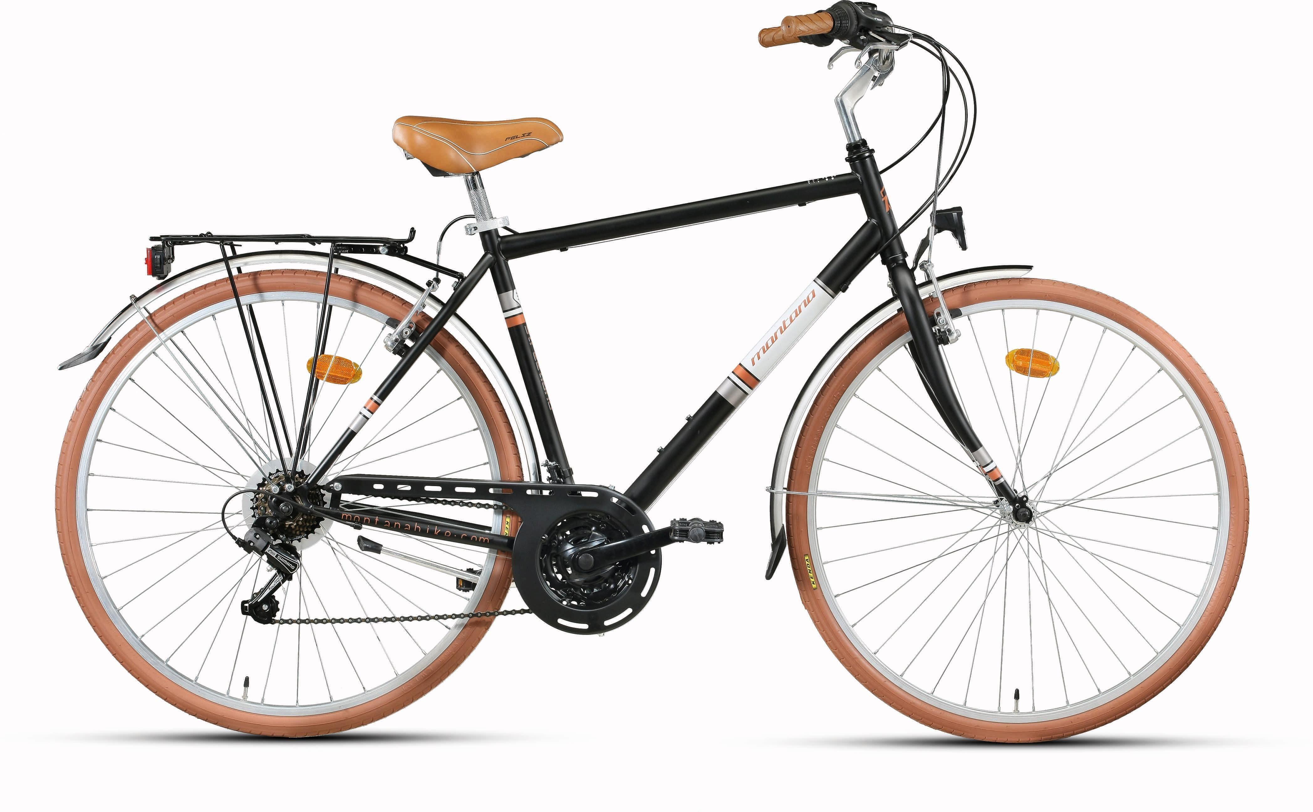 "Montana Fahrräder Trekkingrad »28"" STREETLAND 329M«, 21 Gang Shimano TY-21 Schaltwerk, Kettenschaltung"