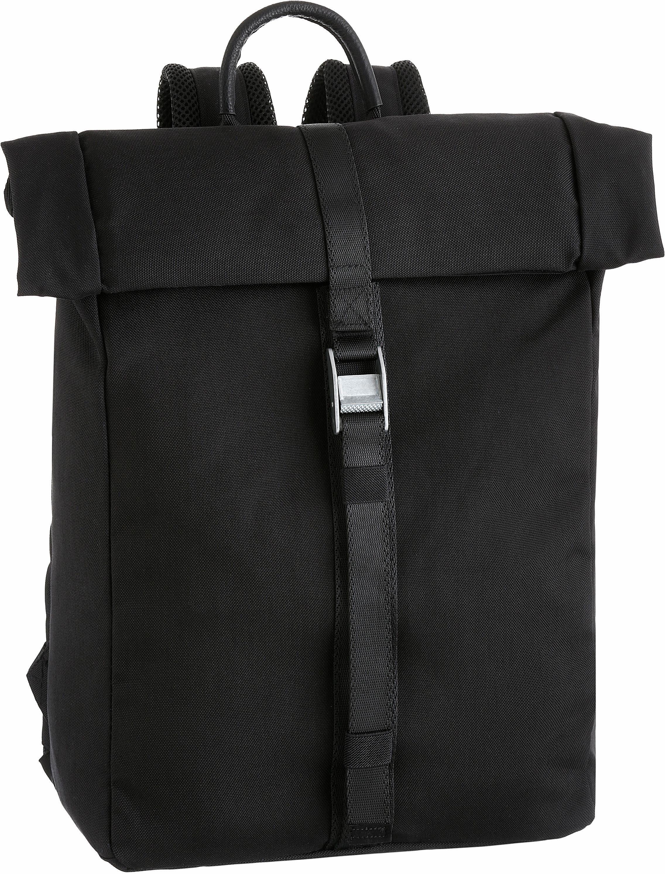 CARGO Kurrierrucksack mit 15-Zoll Laptopfach, »Cargo 101, schwarz«