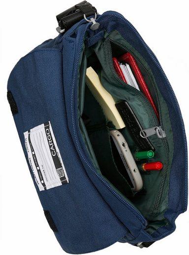 S« »cargo Umhängetasche Tabletfach Cargo Blau Mit 8 101 zoll T1XA8