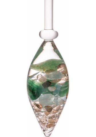 VITAJUWEL Mineralstein »Edelsteinphiole Fo...
