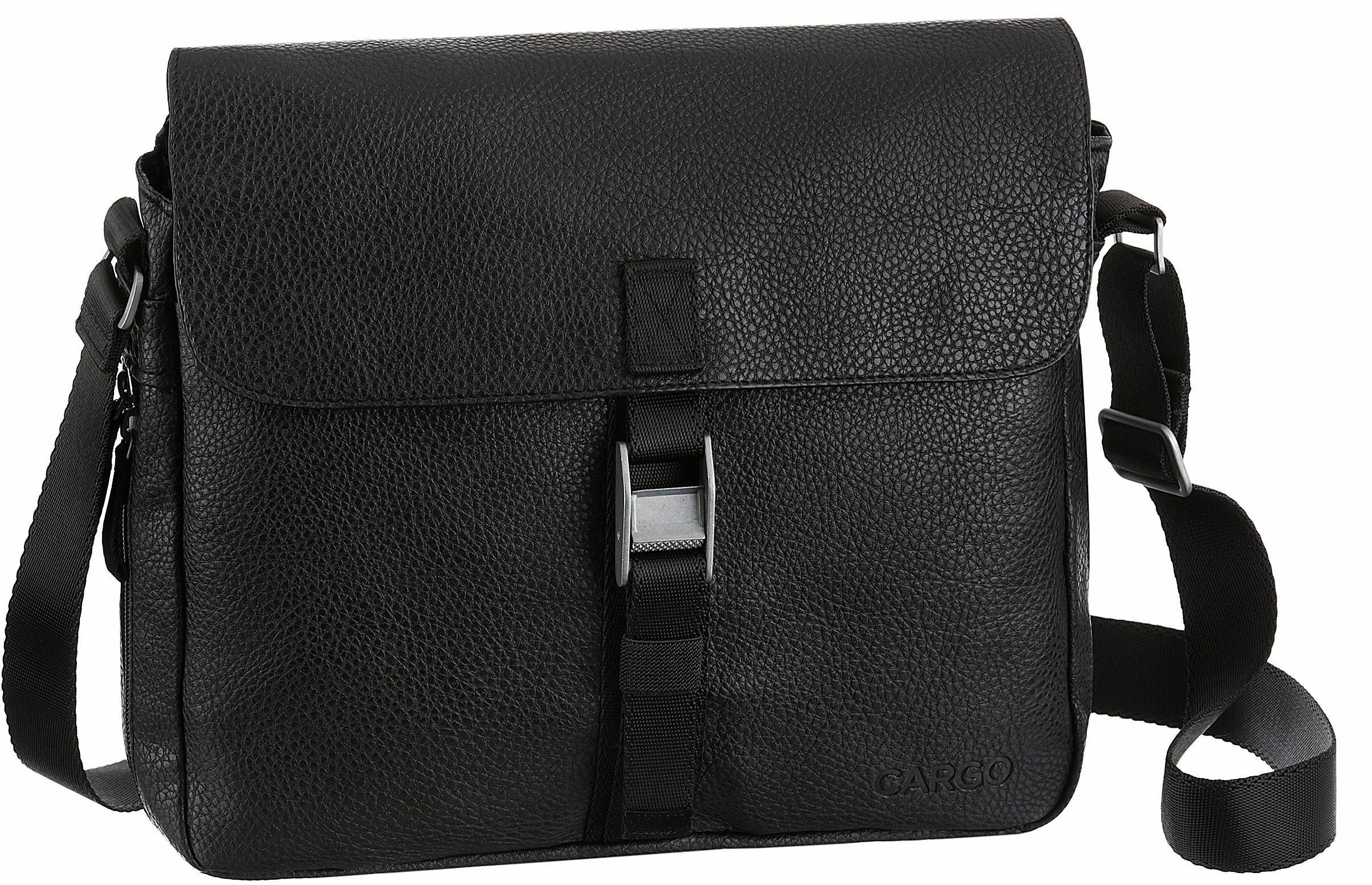 CARGO Businesstasche mit 10-Zoll Laptopfach, »Cargo 302, schwarz, M«