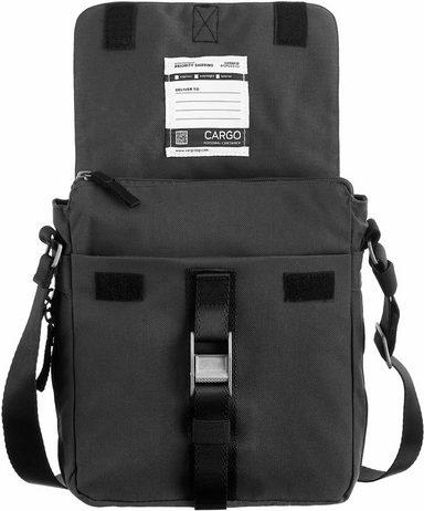 zoll S« Grau 8 101 Cargo Mit Tabletfach Umhängetasche »cargo qtWART