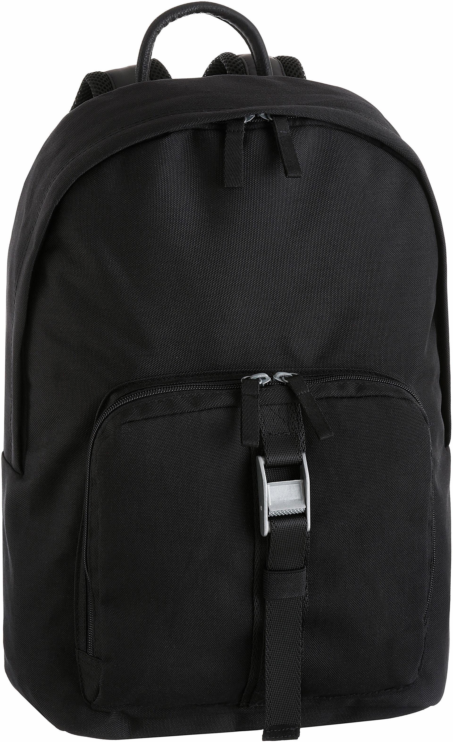 CARGO Rucksack mit 15-Zoll Laptopfach, »Cargo 101, schwarz, 13 l«
