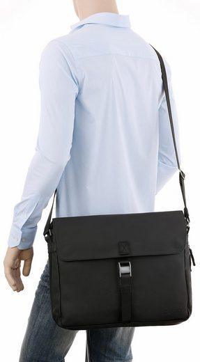 302 Schwarz Businesstasche Cargo zoll Mit 10 Laptopfach »cargo L« YFYwUvxg