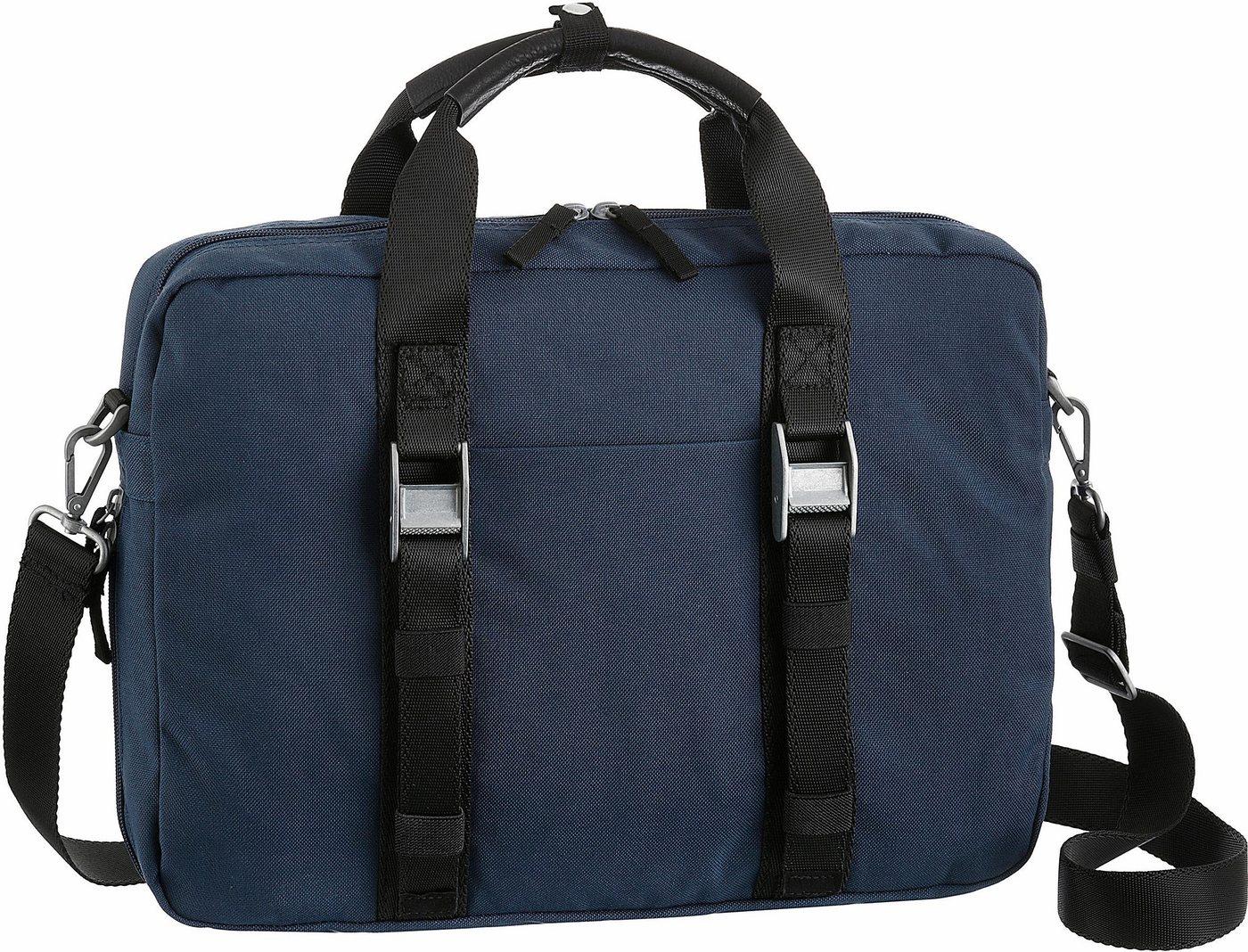 CARGO Businesstasche mit 13-Zoll Laptopfach, »Cargo 101, blau« | Taschen > Business Taschen | Blau | Cargo