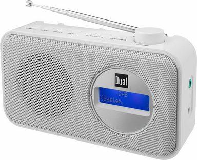 Dual »DAB 84« Radio (Digitalradio (DAB), DAB)