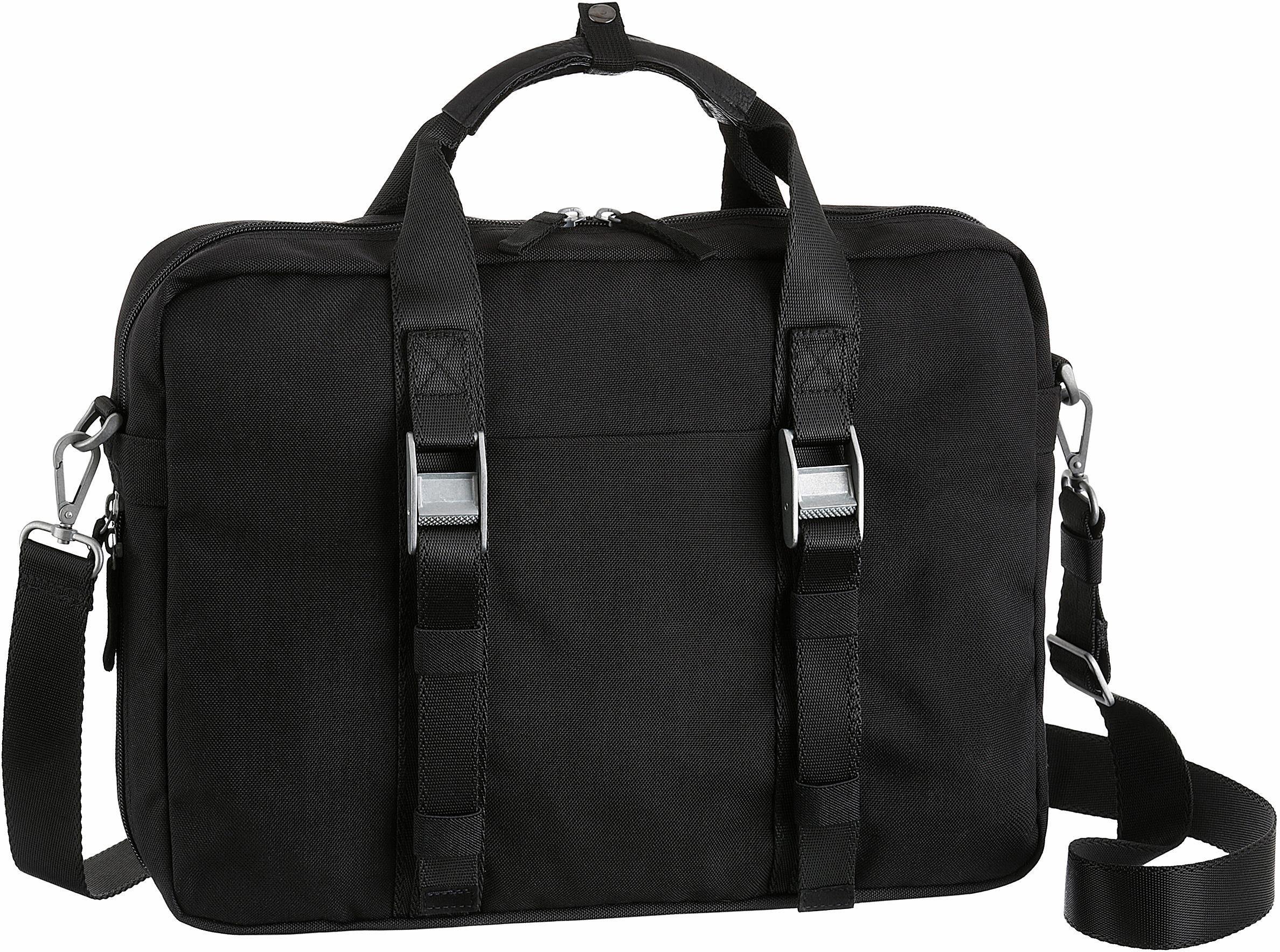CARGO Businesstasche mit 13-Zoll Laptopfach, »Cargo 101, schwarz«