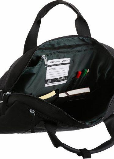 CARGO Businesstasche mit 13-Zoll Laptopfach, Cargo 101, schwarz