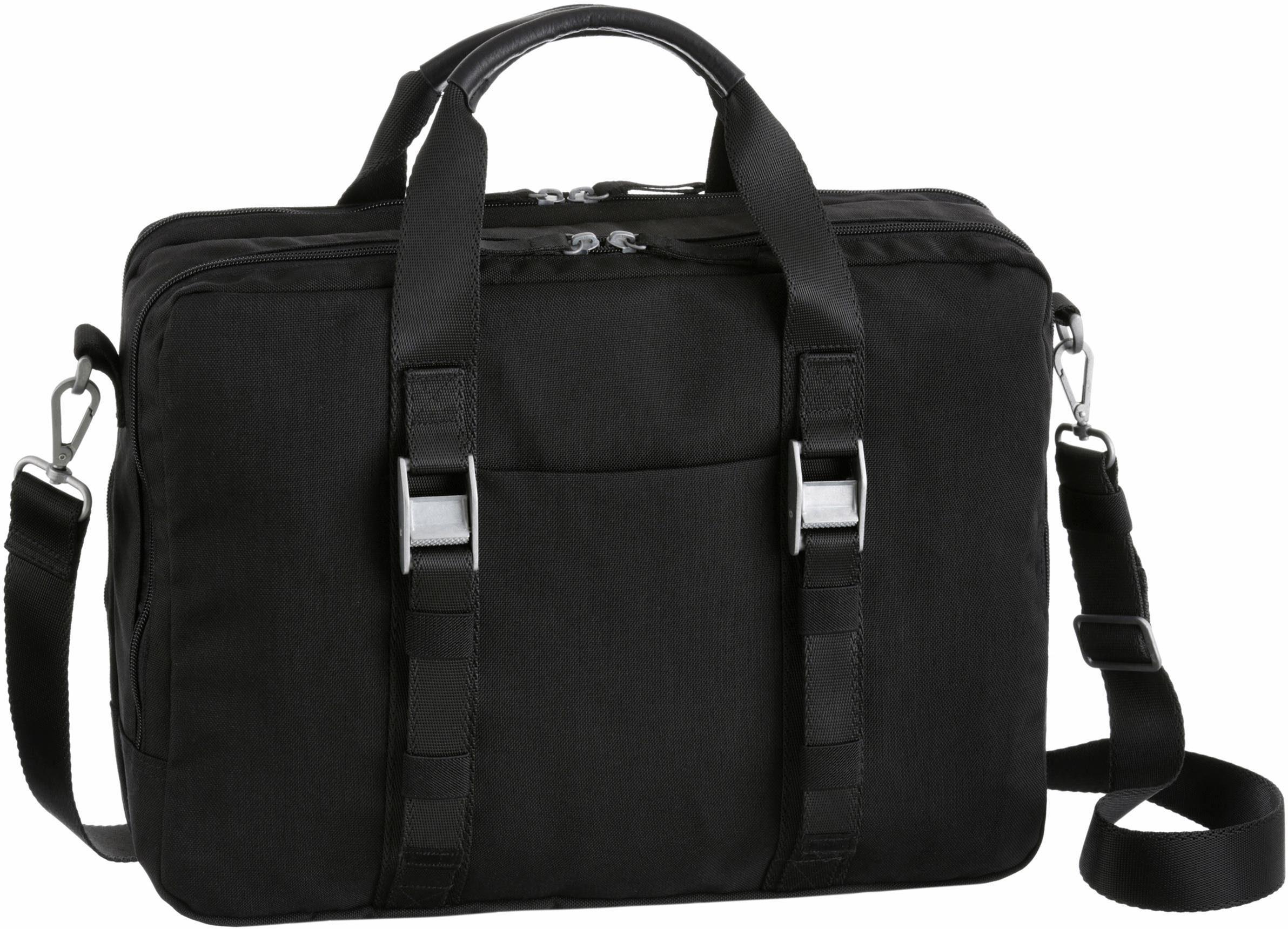 CARGO Businesstasche mit 13-Zoll Laptopfach, »Cargo 101, schwarz, 2 Fächer«