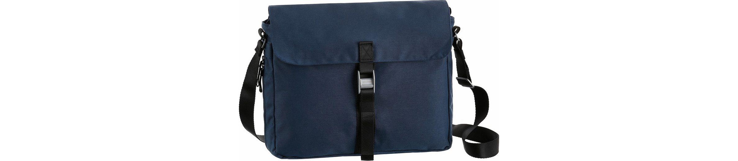CARGO Umh盲ngetasche mit 13-Zoll Laptopfach, Cargo 101, blau, L
