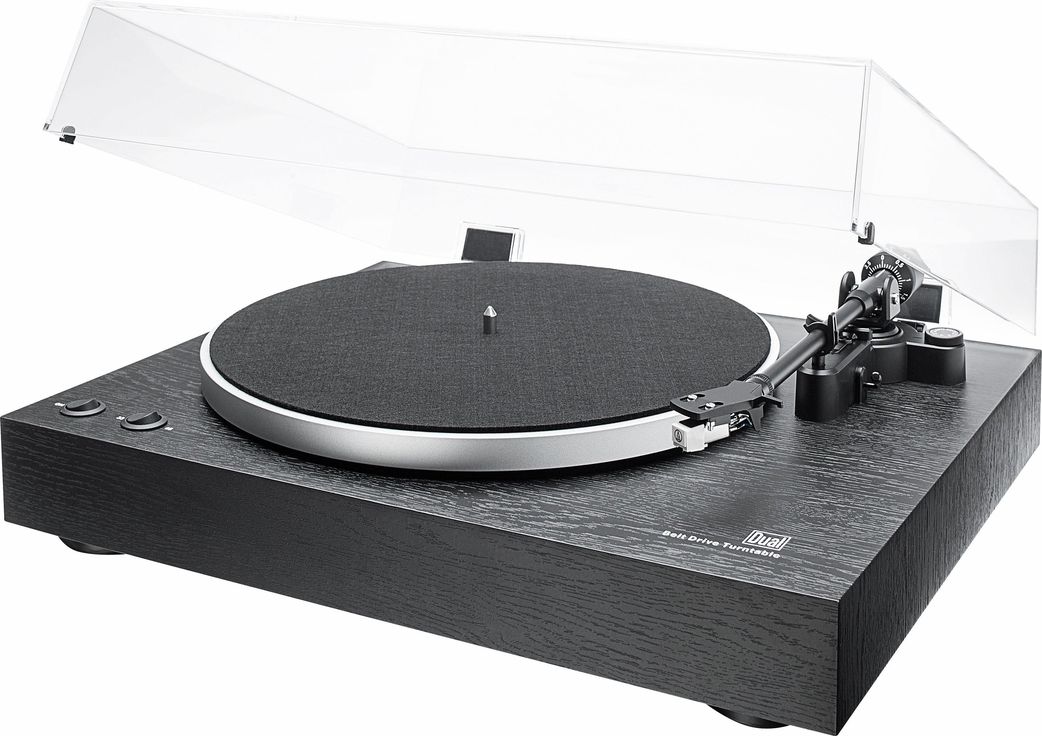 Dual DT 450 Plattenspieler