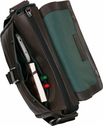 CARGO Umhängetasche mit 10-Zoll Tabletfach, Cargo 503, elephant, S
