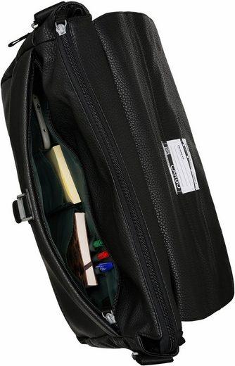 zoll Businesstasche 302 Struktur Laptopfach 10 Mit Schwarz Cargo L« »cargo t4nqwdtHZ