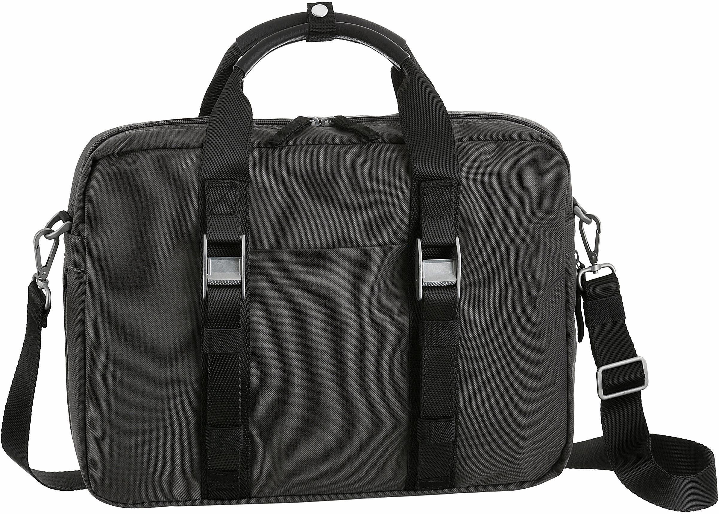 CARGO Businesstasche mit 13-Zoll Laptopfach, »Cargo 101, grau«