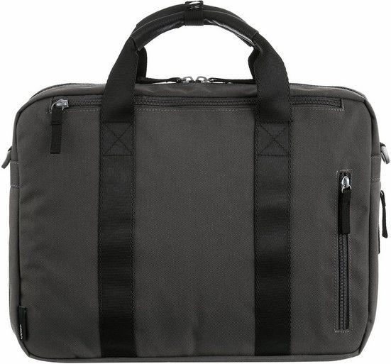 CARGO Businesstasche mit 13-Zoll Laptopfach, Cargo 101, grau