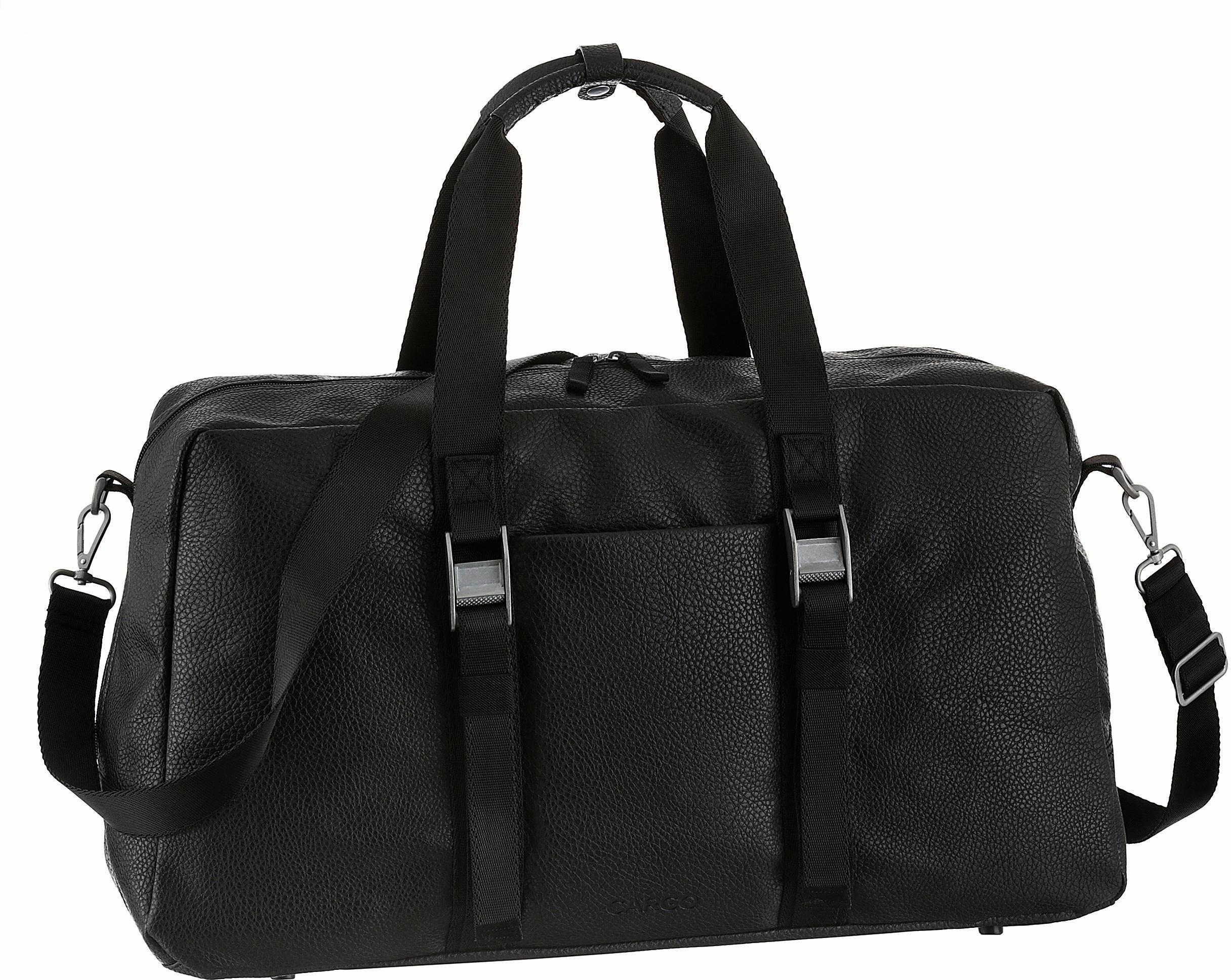 CARGO Reisetasche, »Cargo 302, schwarz, 55 cm«