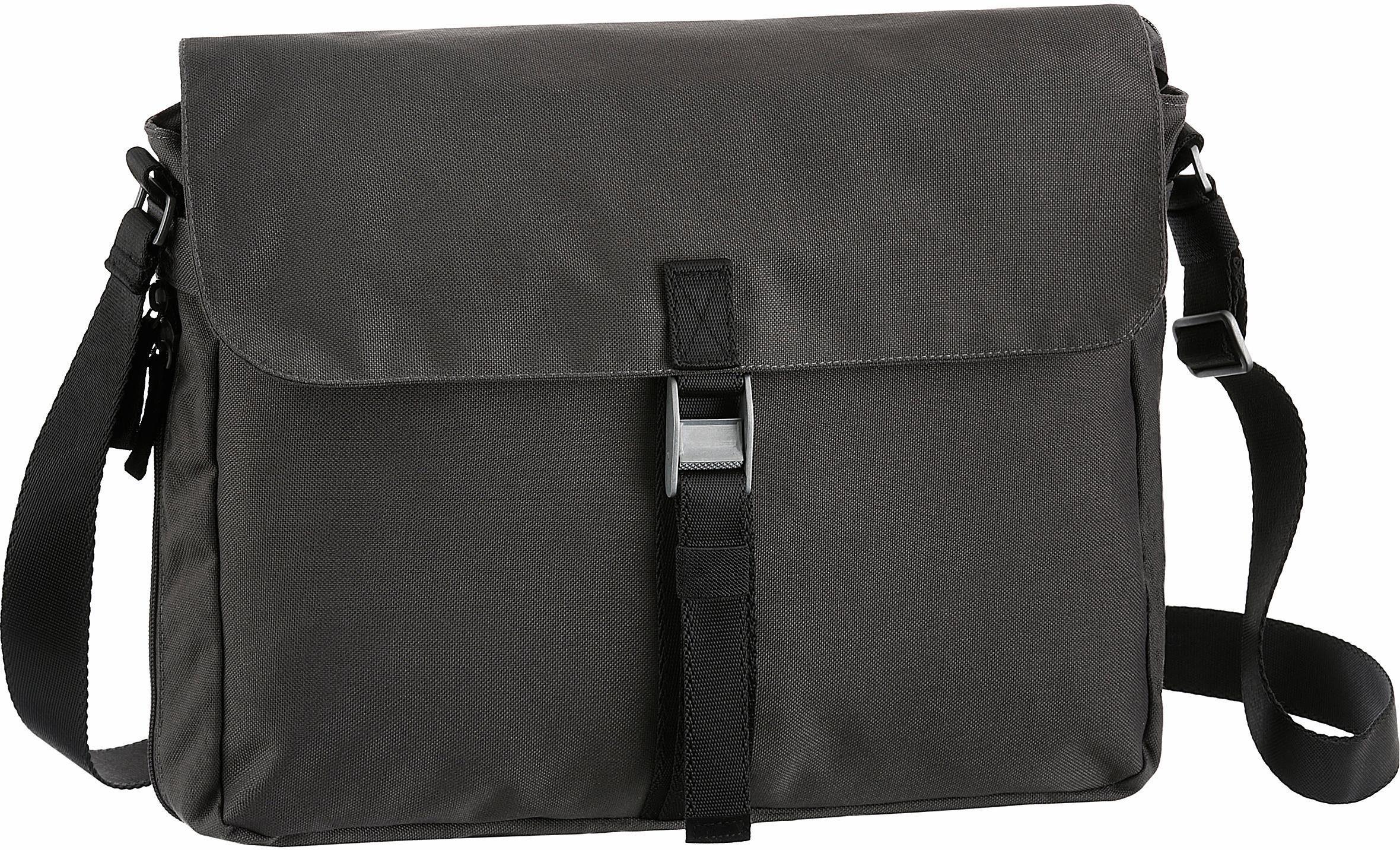 CARGO Umhängetasche mit 13-Zoll Laptopfach, »Cargo 101, grau, L«