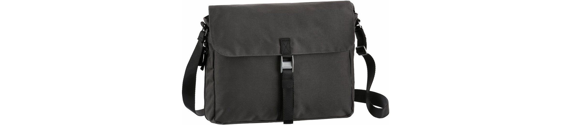 CARGO Umh盲ngetasche mit 13-Zoll Laptopfach, Cargo 101, grau, L