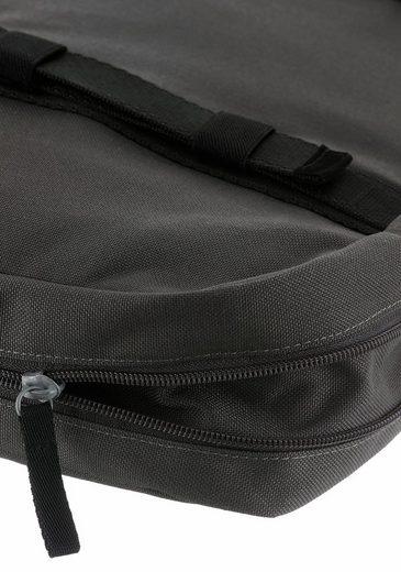101 Businesstasche Cargo Grau« Laptopfach 13 zoll »cargo Mit UxxfZY