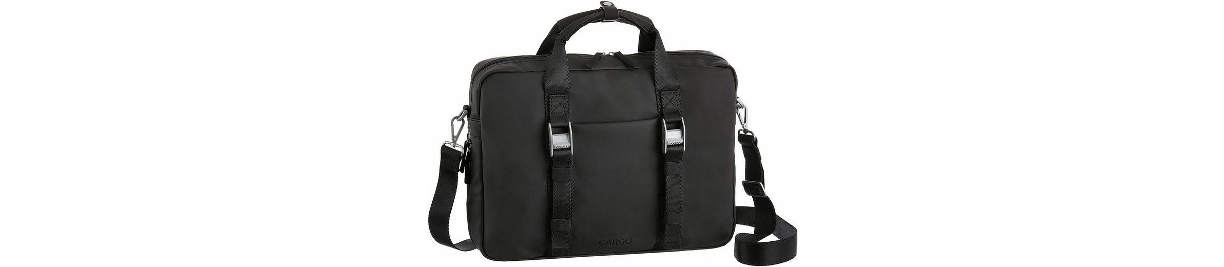 CARGO Businesstasche mit 13-Zoll Laptopfach, Cargo 302, schwarz, 1 Fach