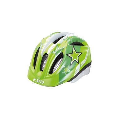 KED Helmsysteme Fahrradhelm Meggy Stars, grün