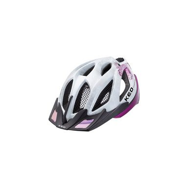 KED Helmsysteme Fahrradhelm Spiri Two, violett Pearl