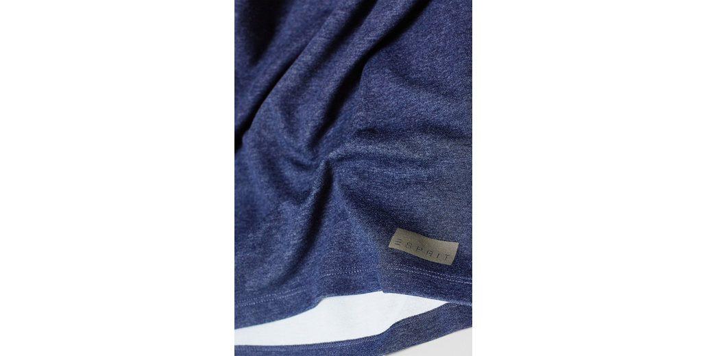 Spielraum Authentisch Billig Besuch Neu ESPRIT Logo-Shirt aus dichtem Jersey Limitierte Auflage Online-Verkauf FqWX6Wb