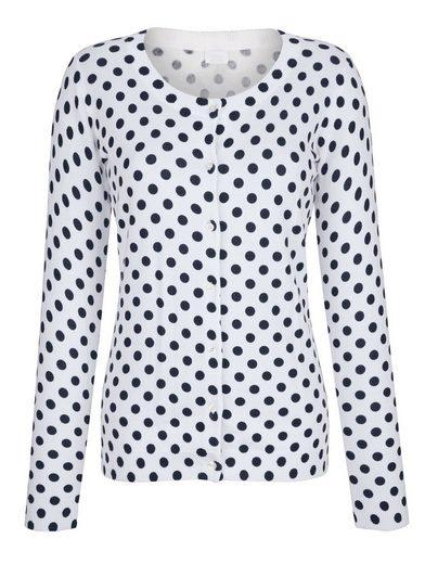 Alba Moda Sweater With Points Pressure