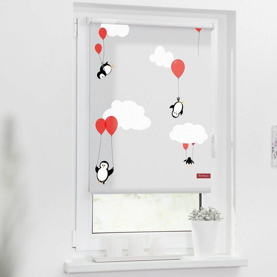 lichtblick rollo klemmfix ohne bohren verdunkelung pinguine online kaufen otto. Black Bedroom Furniture Sets. Home Design Ideas