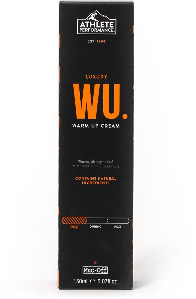 Muc-Off Körperpflege »Luxury Warm Up Cream Creme 150 ml«
