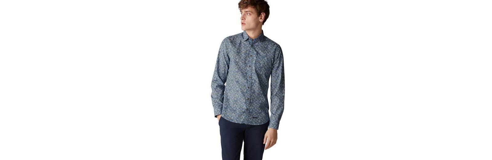 Spielraum Vorbestellung Marc O'Polo Langarmhemd 2018 Unisex Cool Online-Verkauf Wirklich Billig Preis mgYdmZQK