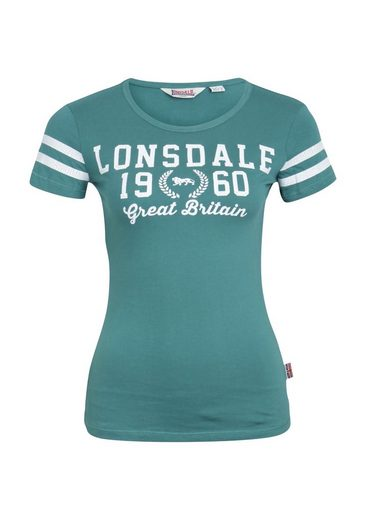 Lonsdale T-Shirt in Slim Fit-Passform WAKEFIELD