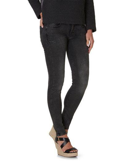 Cartoon Jeans in Black Denim